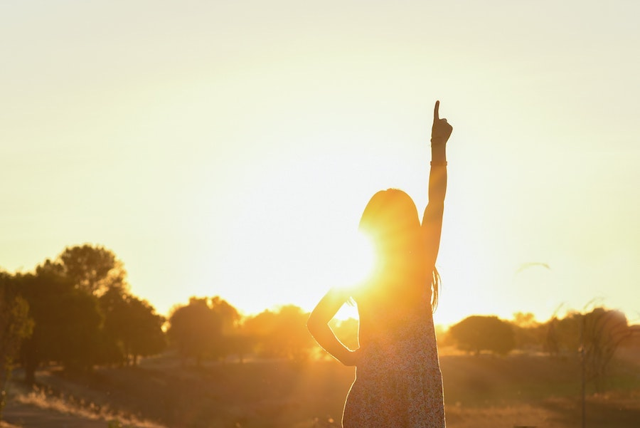 Sunshine as a component of intermittent fasting